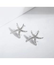 Deniz Yıldızı Küpe 2 cm