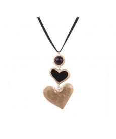 Çift Kalp Kolye En Güzel Sevgililer Günü Hediyeleri