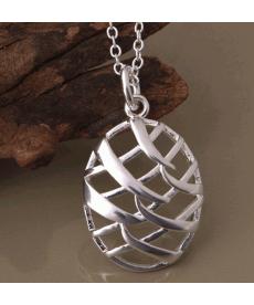 Yeni Tasarım Gümüş Kaplama Değişik Aksesuar Takı Kolye Modelleri